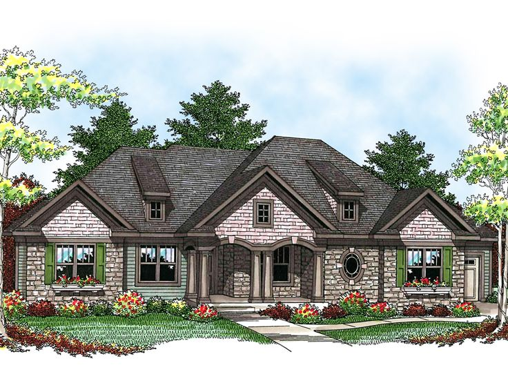 7 best house plans I like images on Pinterest | Country home plans ...