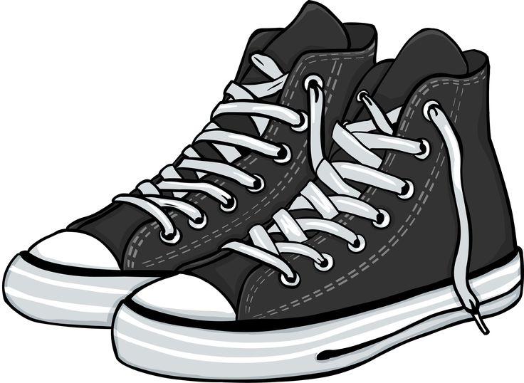 Black Shoes Png
