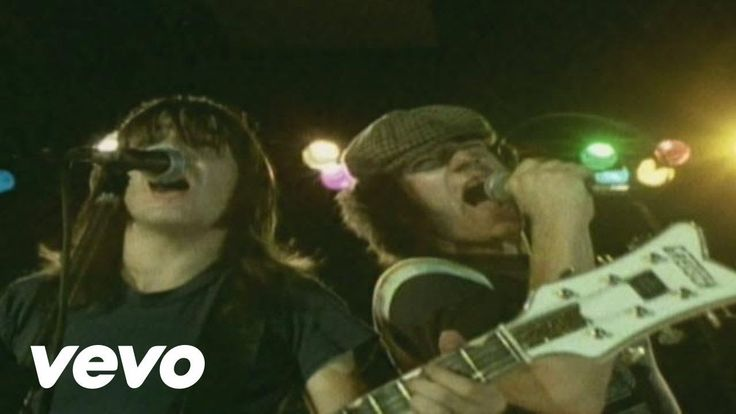 when people ask me about music in the 80s, i asked them to listen to AC/DC... AC/DC - You Shook Me All Night Long