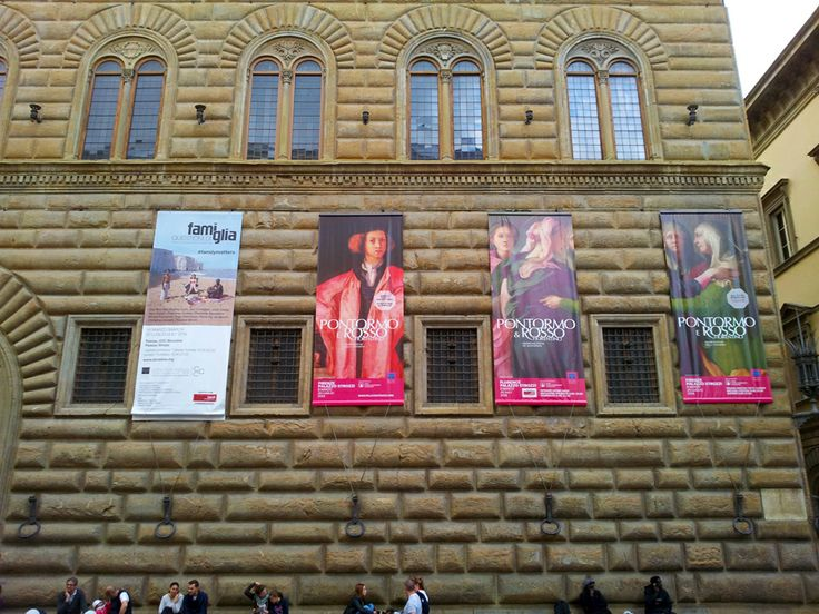 Pontormo e Rosso Fiorentino : March 08th - July 20th 2014