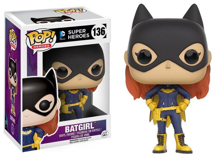 Pop! Heroes: Batgirl 2016