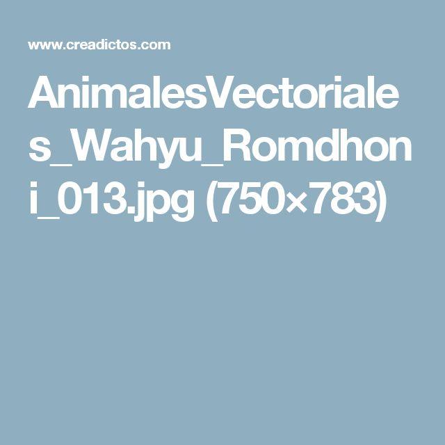 AnimalesVectoriales_Wahyu_Romdhoni_013.jpg (750×783)