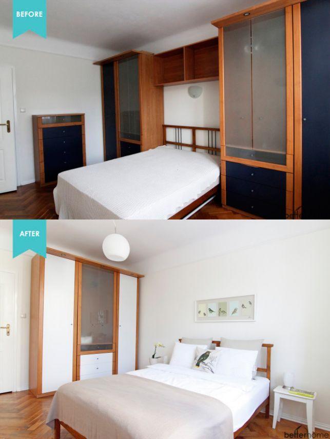Reamenajarea unui apartament de 58 mp cu buget redus- Inspiratie in amenajarea casei - www.povesteacasei.ro