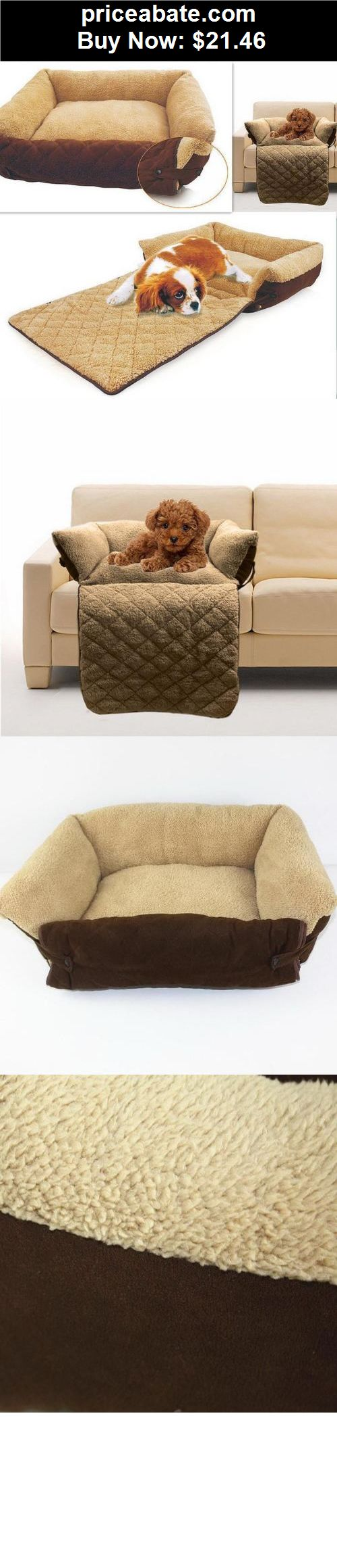 Animals-Dog: Dog/Cat Bed Soft Warm Pet Cushion Puppy Sofa Couch Mat Kennel Pad Furniture - BUY IT NOW ONLY $21.46