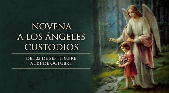 Novena a los Ángeles Custodios – Primer Día –