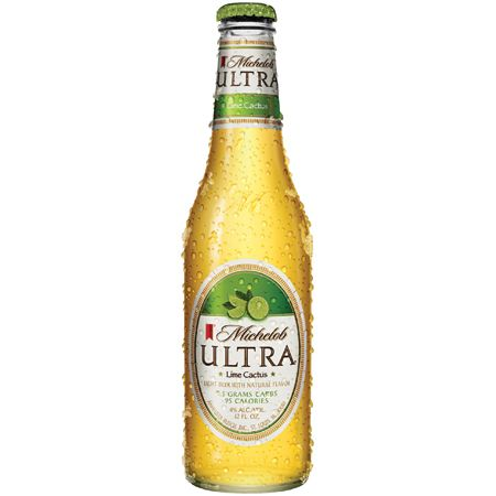 BEST LIGHT BEER WITH BOTTLED LIME: Michelob Ultra Lime Cactus  Photo by: