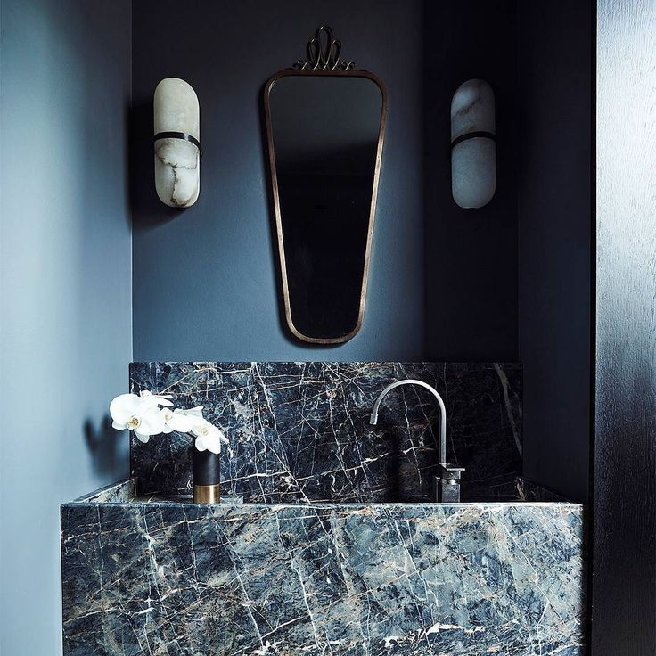 The 25 Best Small Powder Rooms Ideas On Pinterest