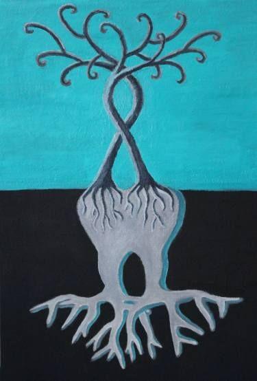 "Saatchi Art Artist Ani Shahverdyan; Painting, ""Eternity"" #art"