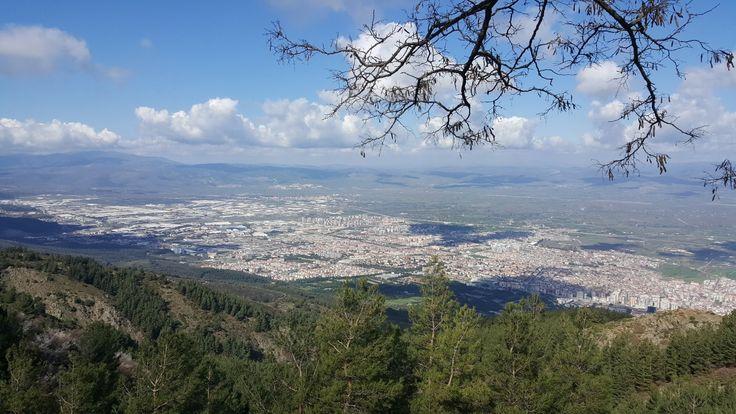 Spil Dağı, Manisa Mount Spylos, Manisa