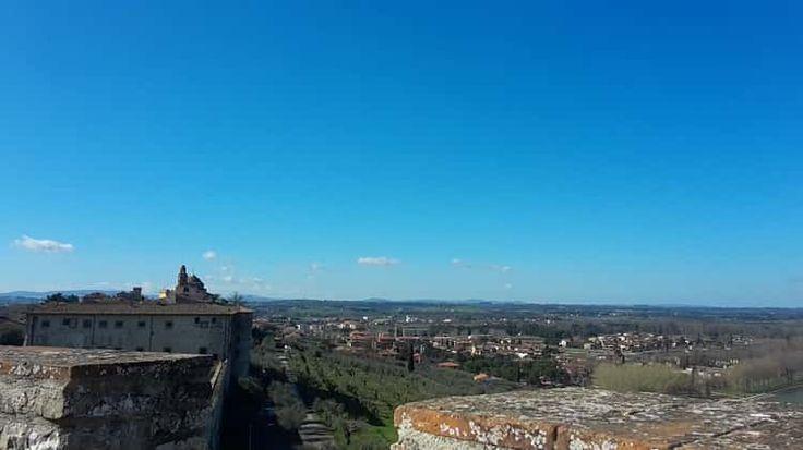 Palazzo della Corgna e Fortezza Medievale di Castiglione del Lago