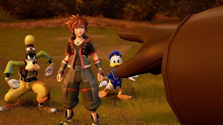 Kingdom Hearts 3 Orchestra Trailer 2017