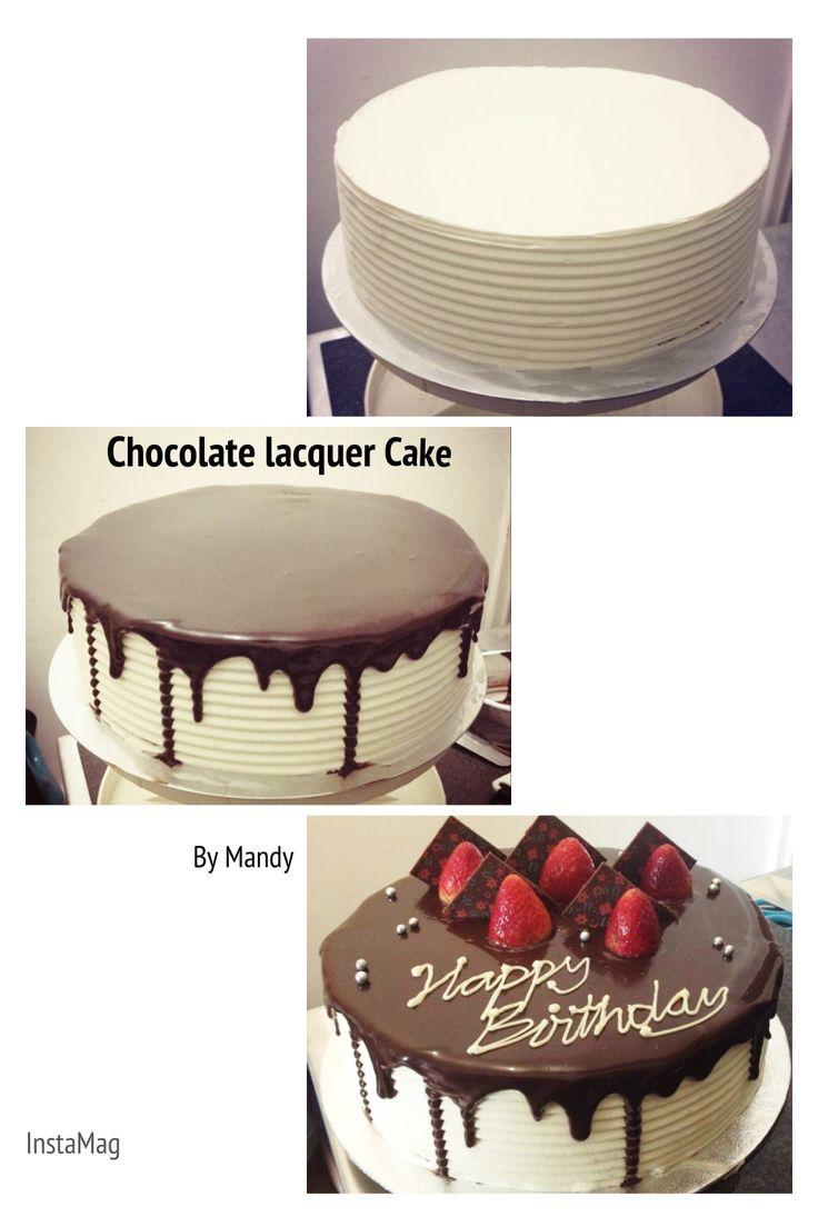 Husbands birthday cake
