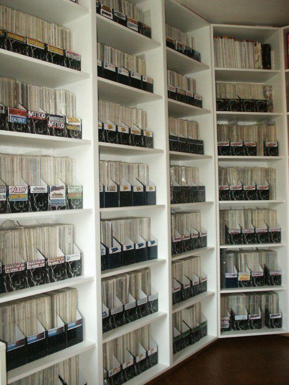Comic Book Storage! #comics #ComicCon