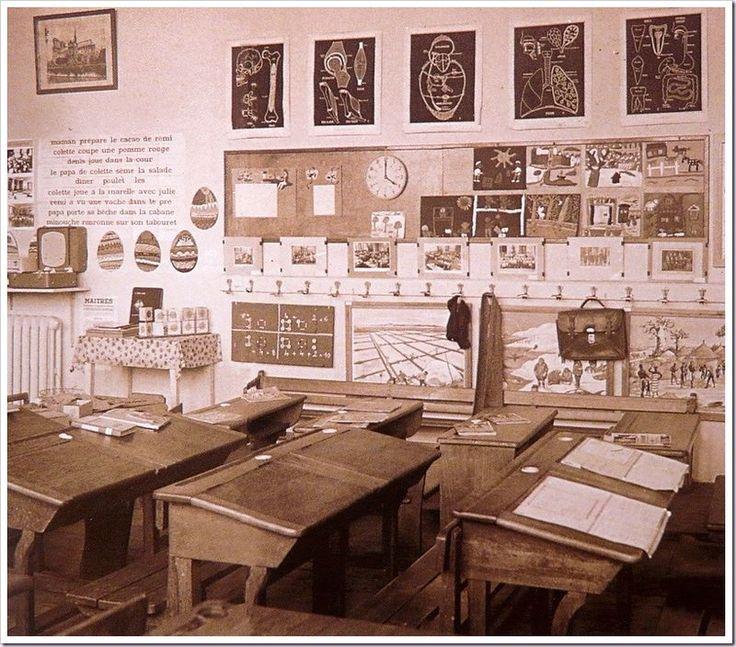 L'école d'antan (8)                                                                                                                                                                                 Plus