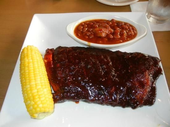 Westgate Smokehouse Grill: Great RIBS