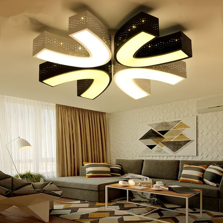 Find More Ceiling Lights Information About New Modern Led For Living Room Light Fixture Indoor Surface Mounted Lighting Home