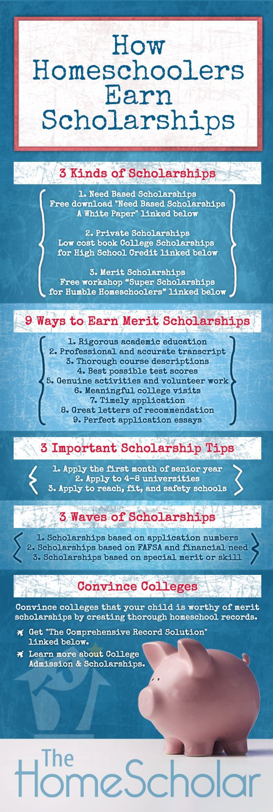 best ideas about high school organization high how homeschoolers earn scholarships homeschool thehomescholar