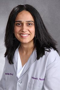 Neha Dalal, PA-C - You can choose Neha for all your GYN or OB care, as she is proficient in many areas, including prenatal care, preventive medicine, GYN problems and IUD insertions and removals. #WomensHealthFirst #BuffaloGrove #OBGYN #health