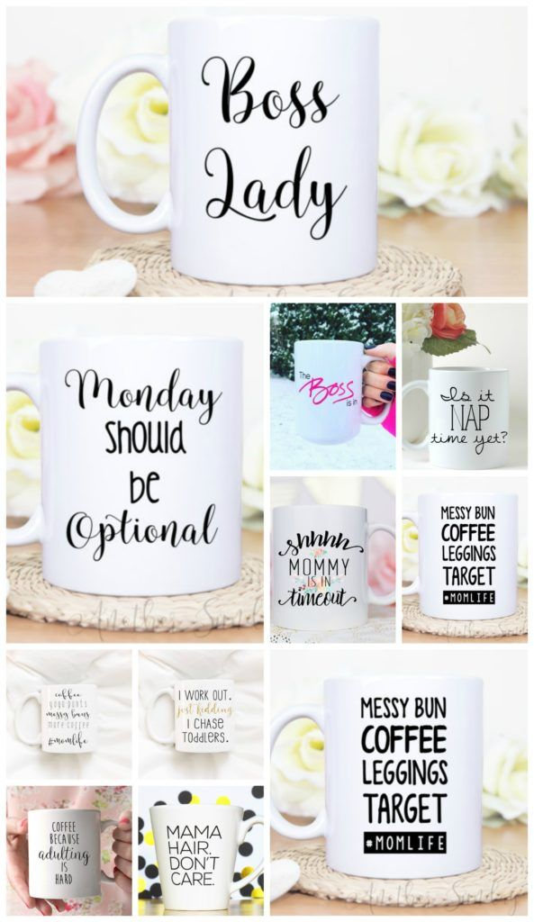 Hilarious Mom Mugs every Mom needs - A Spark of Creativity