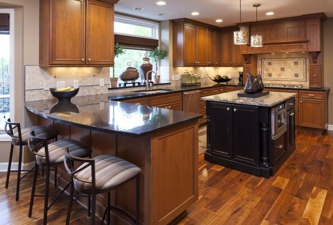 and real wood cabinets cabinets with wood floors eclectic kitchen