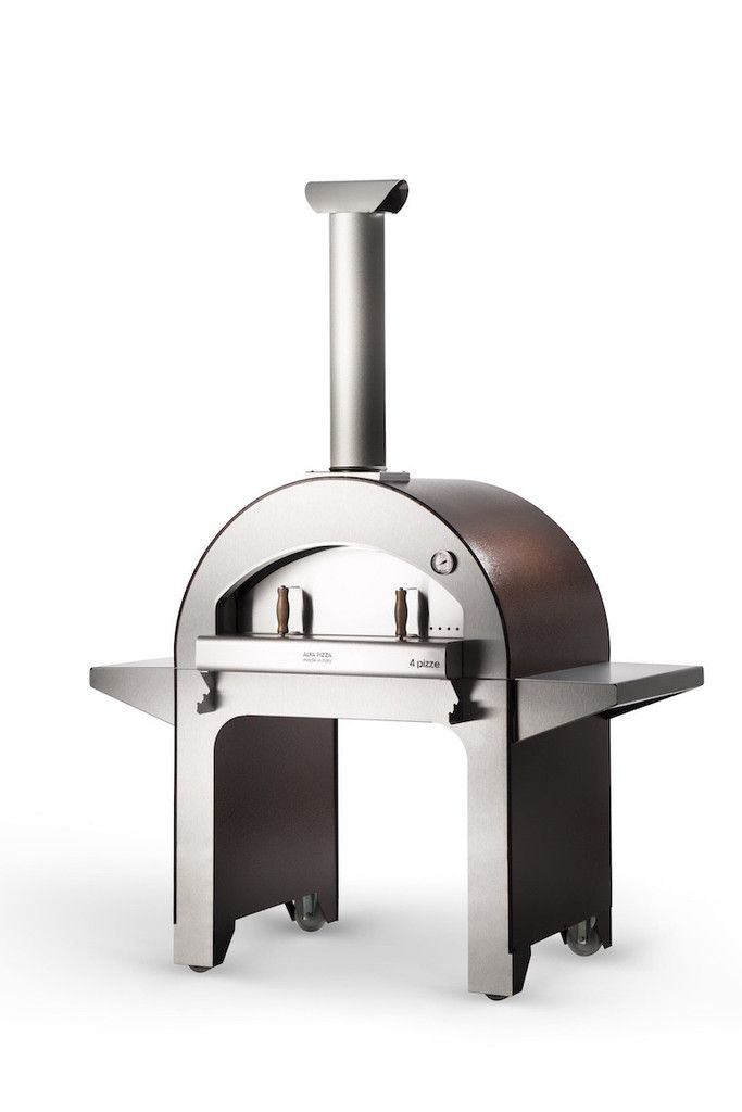 Forno 4 Direct Pre-Assembled Stainless Steel $4,000 Pizza Oven