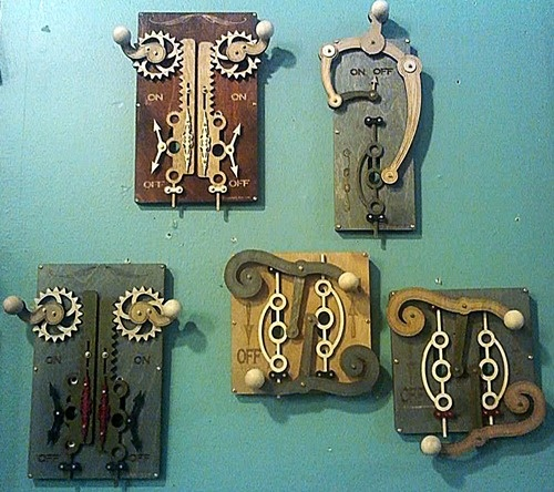 Steampunk Light Switch Covers Http Www