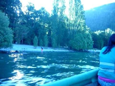 Lago Caburga, Pucon, Chile