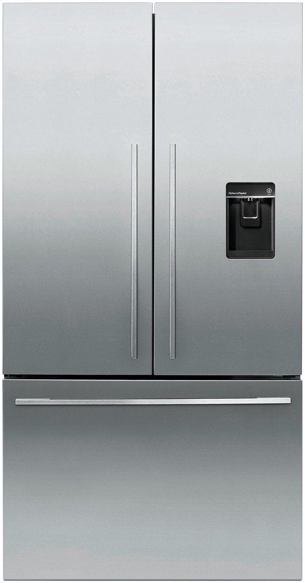 Fisher And Paykel Integrated French Door Fridge French Door Kitchen Appliances Refrigerators Fridge Appliances