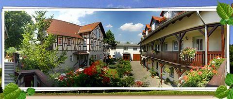 Kulturtripp Erfurt und Weimar: ab Kromsdorf + ohne Stress - Pension Lindenhof, Weimarer Land, Thüringen - #deutschlandurlaub