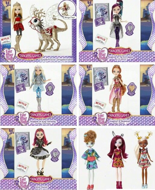 Ever After High World - Accueil