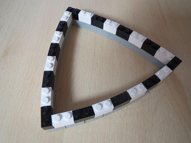 Lego - great set of geometric shapes!