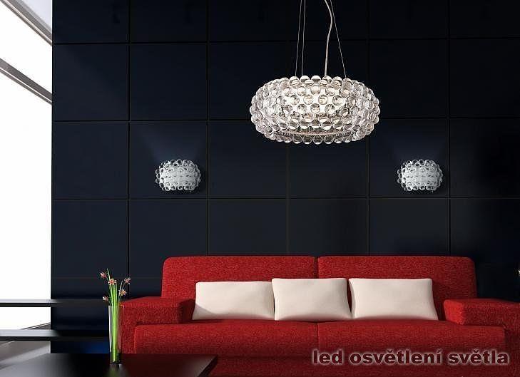 Designový moderní lustr do obývacího pokoje lustry závěsné osvětlení interiéru moderní stropní kuchyňské - 13990Kč : LED SVĚTLA / LED OSVĚTLENÍ / LED ŽÁROVKY / LED PÁSKY