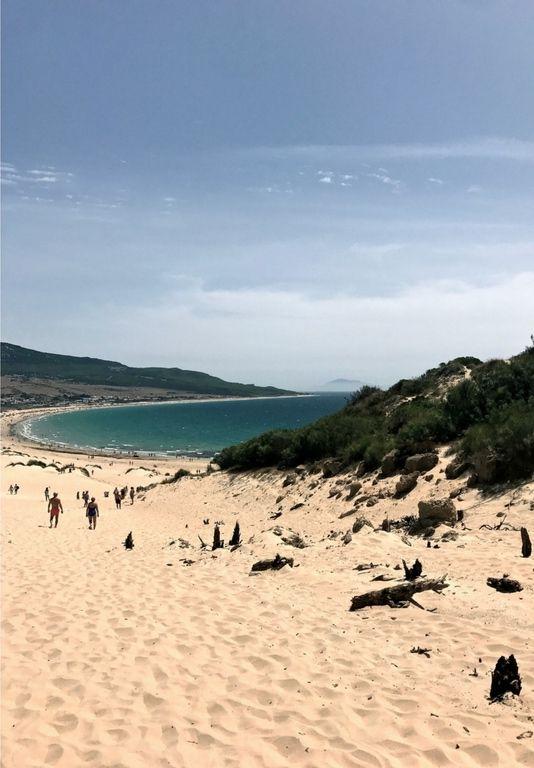 Bolonia Beach in Andalusien findet ihr unter Summer Inspiration im Blog: