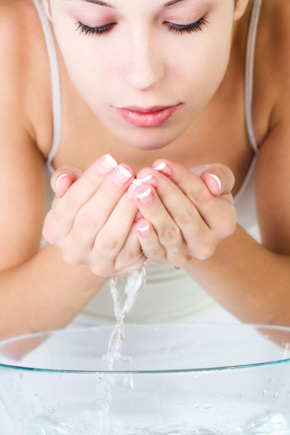 7 Common Mistakes You Make When Washing Your Face | Wash your face, Skin care, Acne prone skin