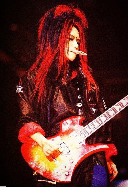 X Japan - Hideto Matsumoto