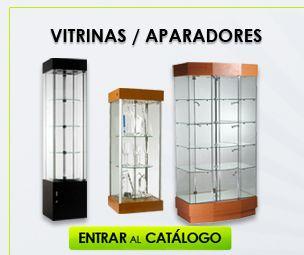 Vitrinas, Vitrinas de Aluminio, Vitrinas Metalicas, Vitrinas de Metal, Vitrinas…