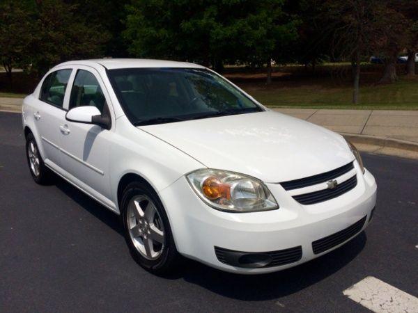 Used 2008 Chevrolet Cobalt for Sale in Mairetta, GA – TrueCar