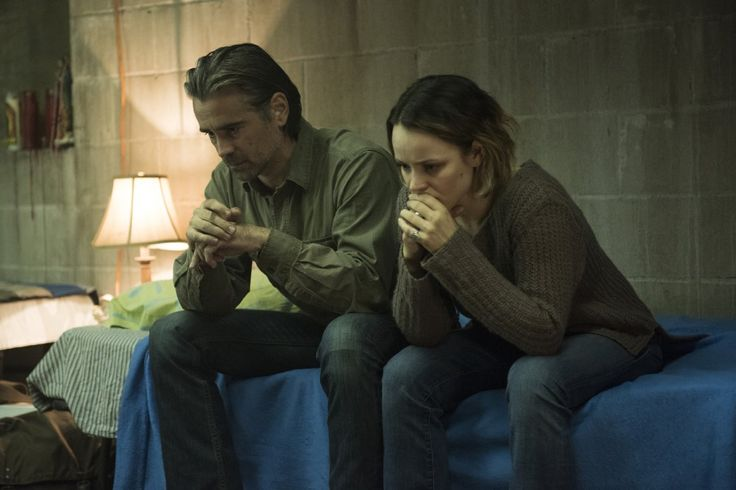 True Detective HBO | Season 2 | Colin Farrell as Detective Ray Velcoro & Rachel McAdams as Detective Ani Bezzerides