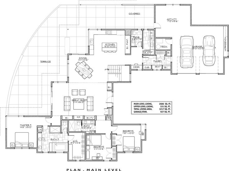 1072 best Home--Floorplans: I \u003c3 images on Pinterest | Floor plans ... - luxury floor plans