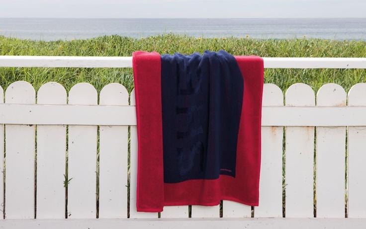 palmerston beach towel