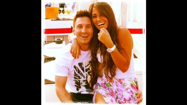 La novia de Messi cumple años: conoce más a Antonella Roccuzzo