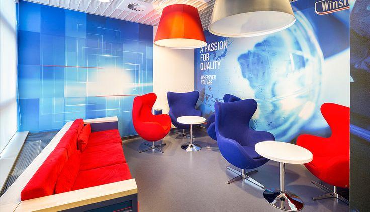 Nasza siedziba :) ESPES - ścianki działowe
