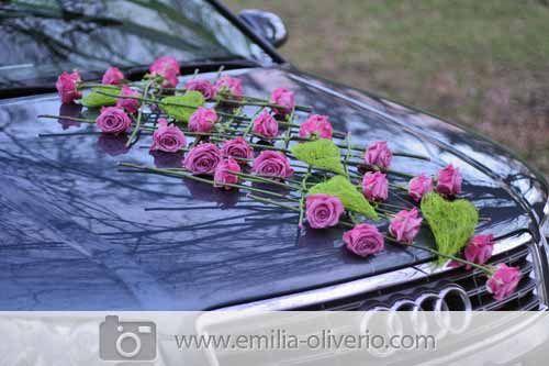 montage voiture mariage