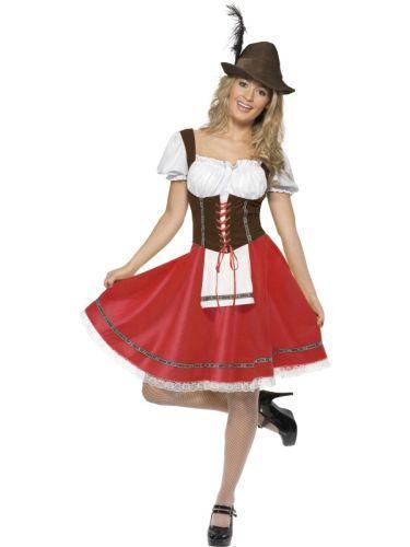 Bavarian Wench Costume (30092) | General Costumes | Ladies Costumes | Around the World