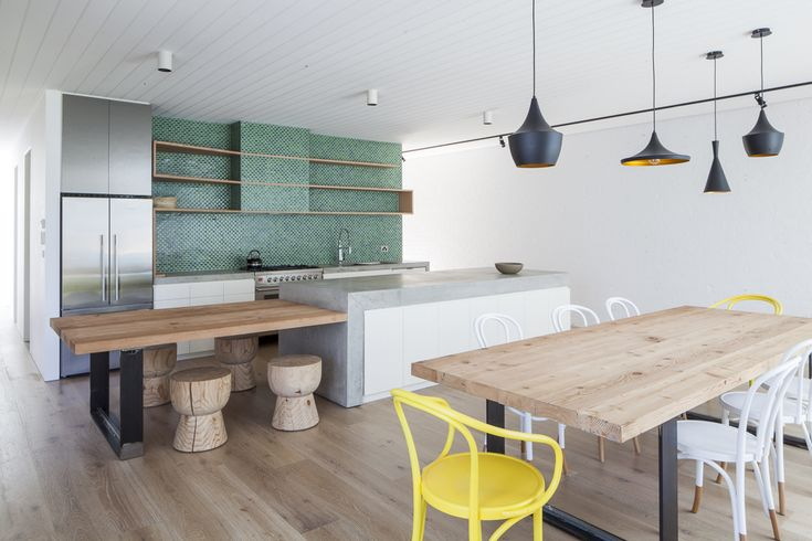 A Maritime Inspired Beach House Will Only Get Better With Time