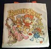 Fraggle Rock tote80S, Childhood Memories, Fraggle Rocks, Fragglerock, Rocks Totes I, Rocks Totei, Kids, Happen, Totes I Wonder