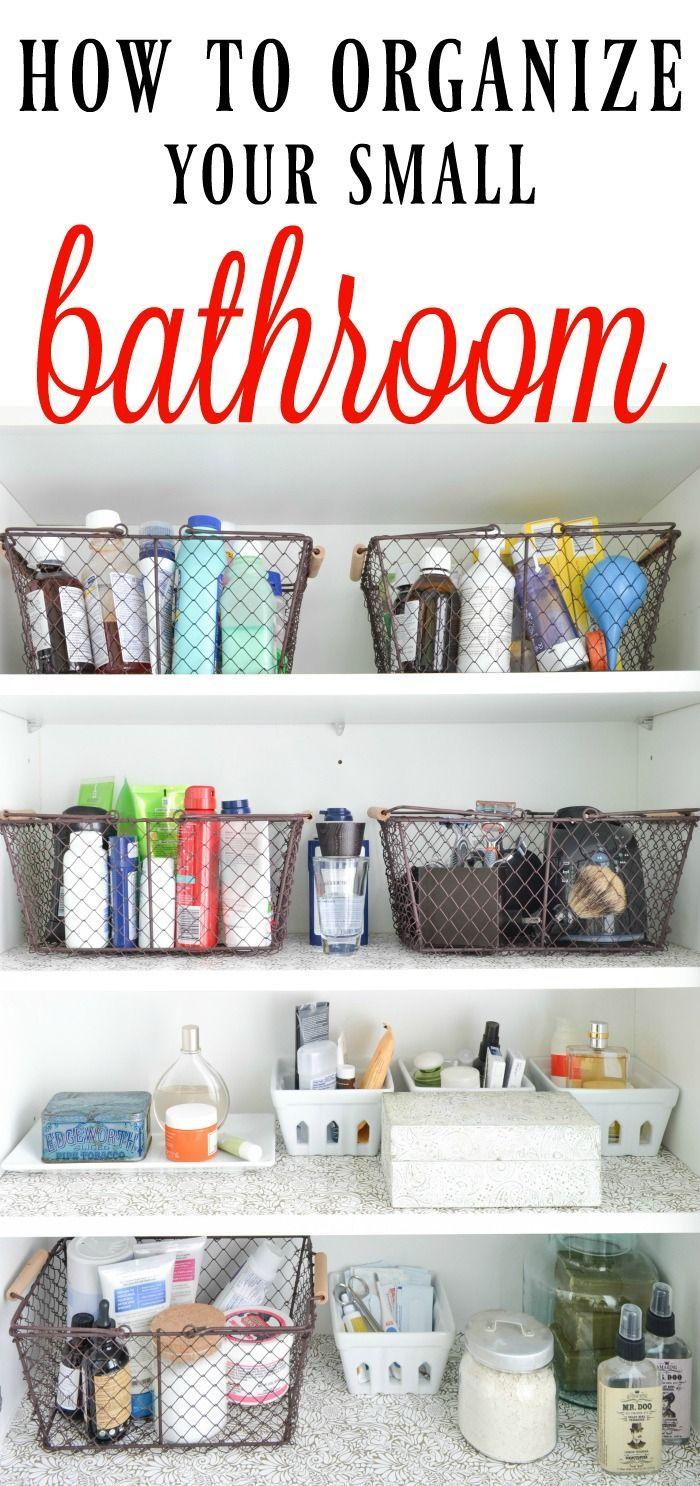 Small Bathroom Organization I Am A Homemaker Bathroom Organization Diy Small Bathroom Organization Diy Bathroom