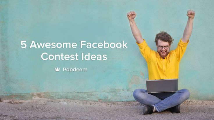 Looking for inspiration for your next social media campaign? Check out and pin these creative Facebook contest ideas and examples.