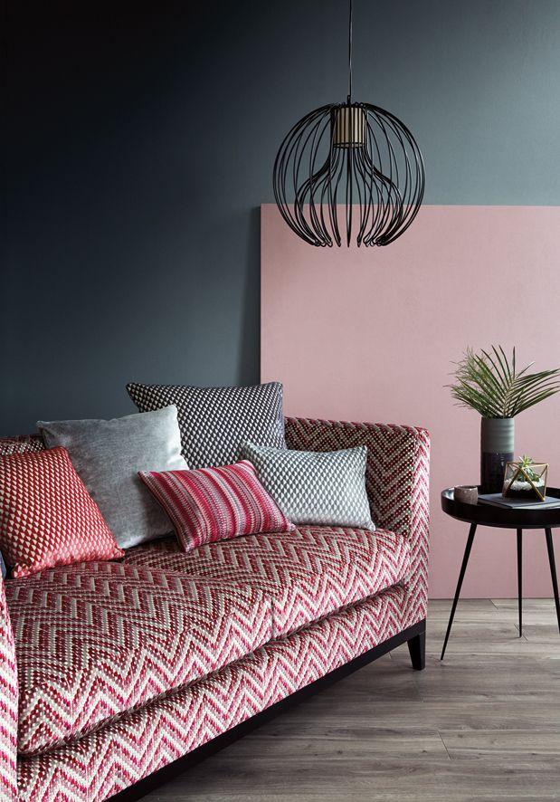 Ein Traum in dezentem rosa.  Fotocredits: ROMO