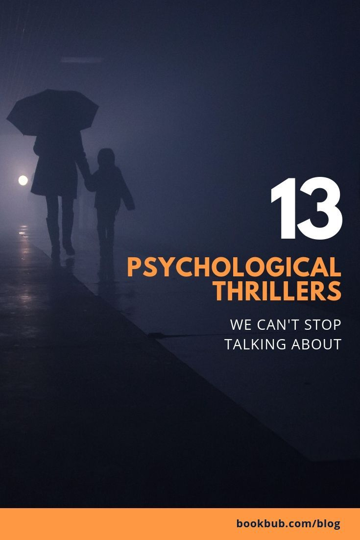 13 Twisty Psychological Thrillers Coming This Fall | Reading